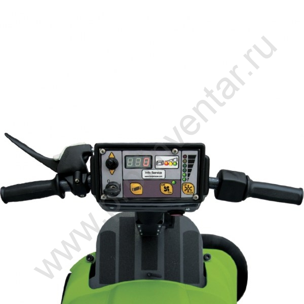Подметальная машина IPC Gansow 512 Rider ET Carpet  659490 руб.
